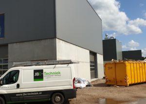 Complete Elektrotechnische installatie Barneveld